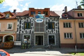 Отель Apartments Otre Frymburk, Фрымбурк
