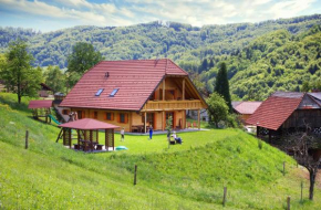 Отель Farm Stay Pirc, Лашко