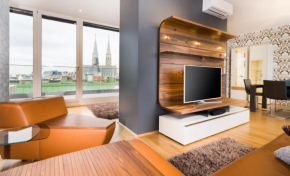Гостиница Abieshomes Serviced Apartments - Votivpark, Вена